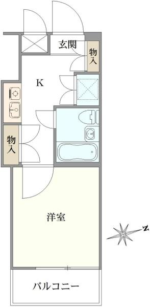 中古マンション 神奈川県横浜市緑区中山6丁目 JR横浜線中山駅 500万円