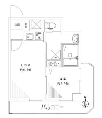 中古マンション 板橋区熊野町 東武東上線大山駅 1998万円