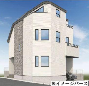 新築戸建 江戸川区平井7丁目 JR中央・総武線平井駅 6690万円