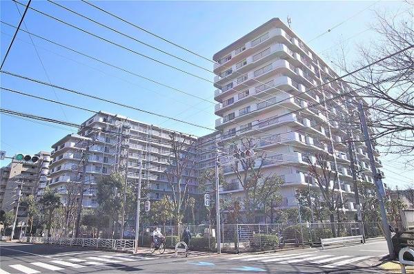 中古マンション 江東区東砂1丁目 都営新宿線大島駅 3480万円