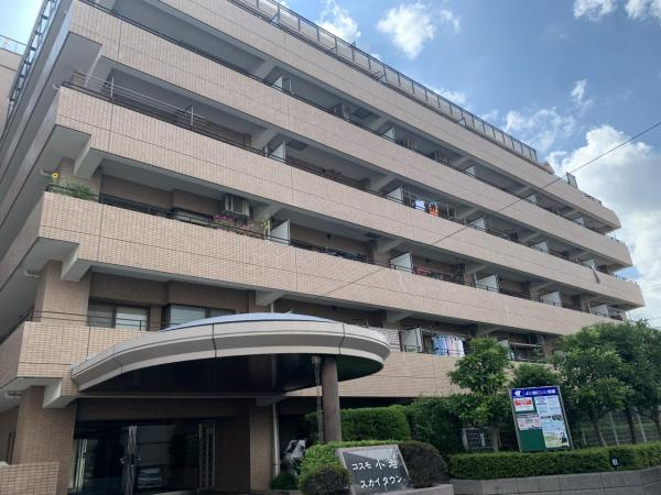 中古マンション 江戸川区東小岩1丁目 JR中央・総武線小岩駅 2880万円