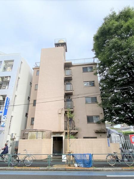 中古マンション 渋谷区本町1丁目 京王線初台駅 2198万円