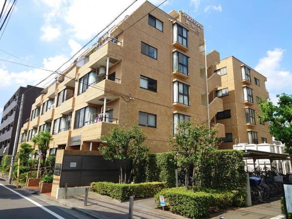 中古マンション 北区赤羽西6丁目 都営三田線本蓮沼駅 3380万円