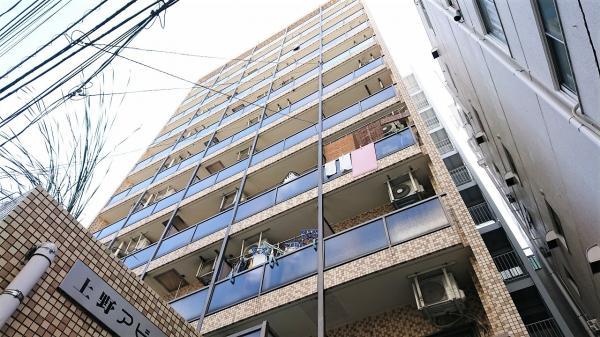 中古マンション 台東区上野5丁目 JR山手線御徒町駅 2500万円