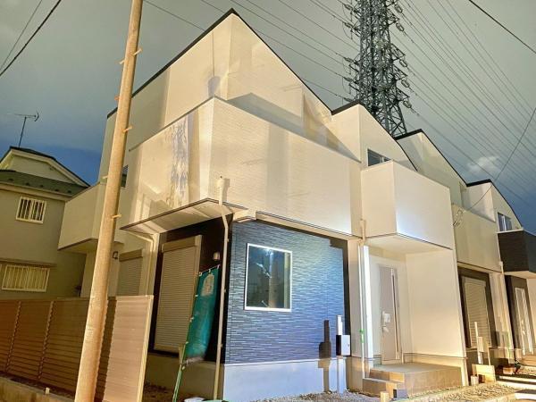 新築戸建 国分寺市内藤2丁目 JR中央線国立駅 5880万円