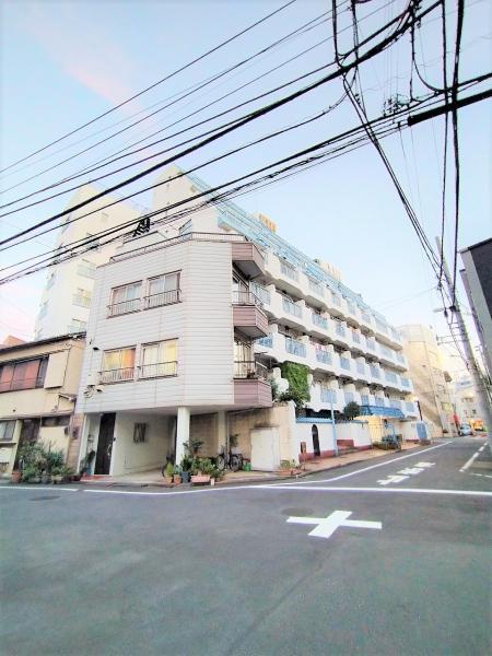 中古マンション 新宿区北新宿4丁目 JR中央・総武線東中野駅 2590万円