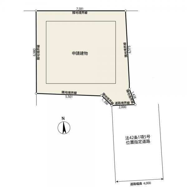 新築戸建 板橋区富士見町 東武東上線中板橋駅 3980万円