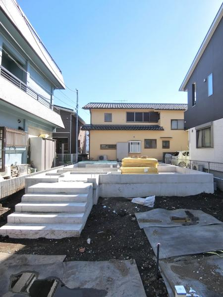 新築戸建 青梅市野上町4丁目 JR青梅線河辺駅 4390万円