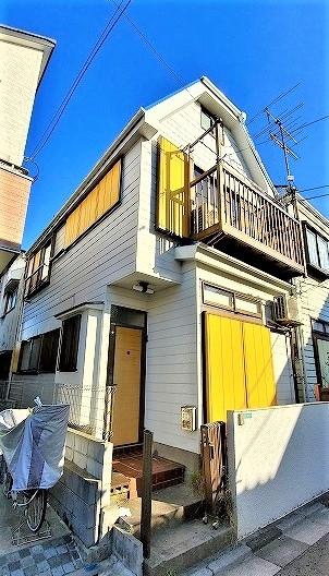 中古戸建 江戸川区上一色3丁目 JR中央・総武線小岩駅 1980万円