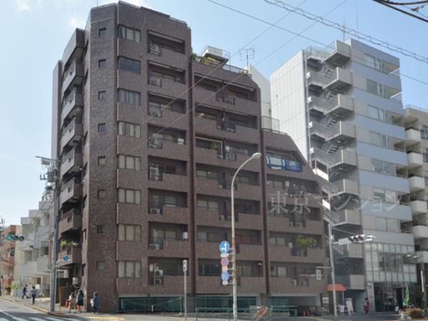 中古マンション 渋谷区千駄ヶ谷3丁目3−3 JR山手線原宿駅駅 3580万円