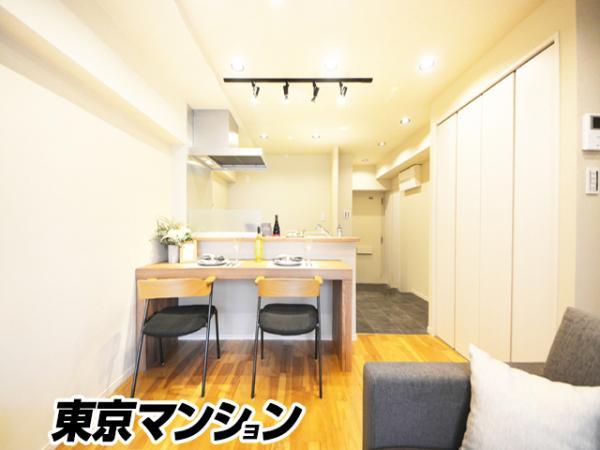中古マンション 渋谷区笹塚1丁目53-7 京王線笹塚駅駅 3180万円