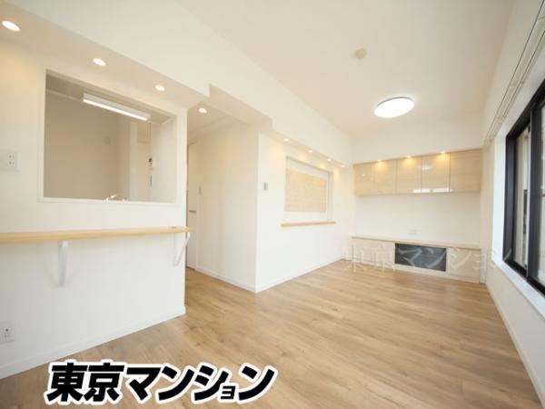 中古マンション 北区浮間4丁目9-17 JR埼京線北赤羽駅 2999万円