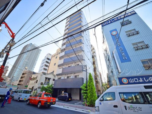 中古マンション 台東区千束1丁目7−6 つくばエクスプレス浅草駅 3499万円