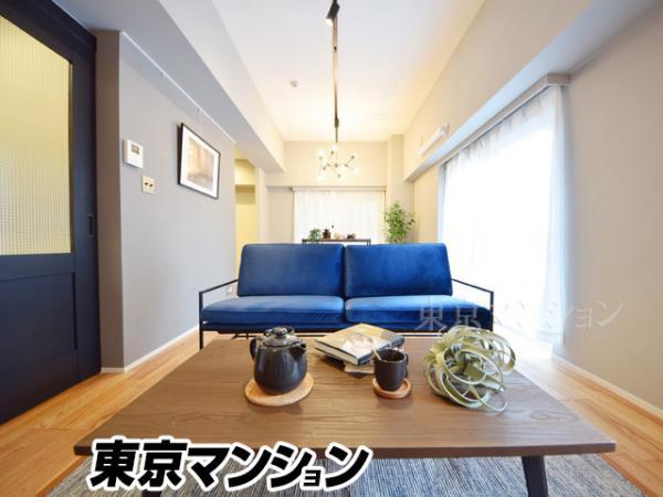 中古マンション 新宿区西新宿4丁目31-3 JR山手線新宿駅 3498万円