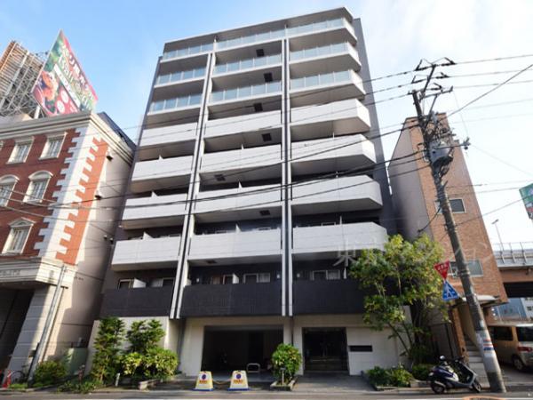 中古マンション 墨田区緑3丁目1-2 都営新宿線菊川駅 3780万円