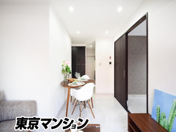 中古マンション 新宿区西新宿4丁目16-3 JR山手線新宿駅駅 2690万円