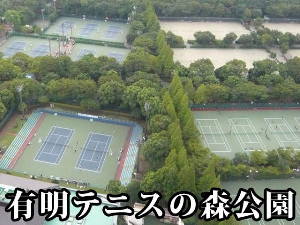 中古マンション 江東区有明1丁目4−11 ゆりかもめ有明テニスの森駅駅 7390万円
