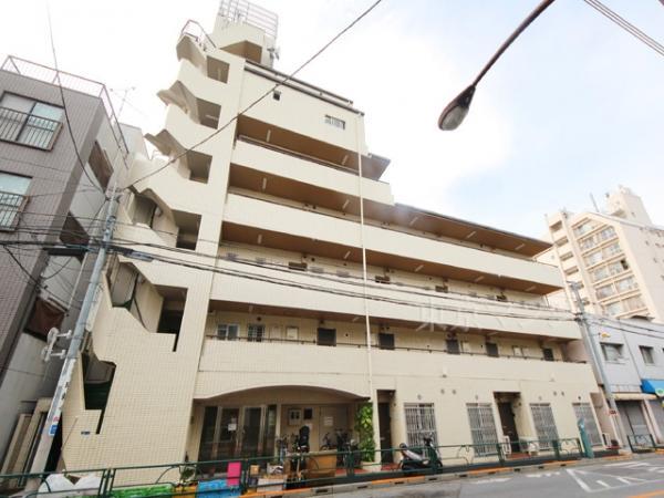 中古マンション 台東区上野桜木1丁目11−10 JR京浜東北線鶯谷駅 3499万円