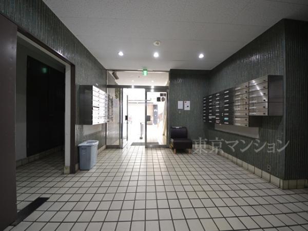 中古マンション 品川区東五反田4丁目10−9 JR山手線五反田駅 2640万円