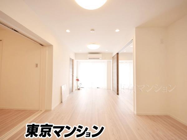 中古マンション 中央区湊3丁目15−8 有楽町線新富町駅 5099万円