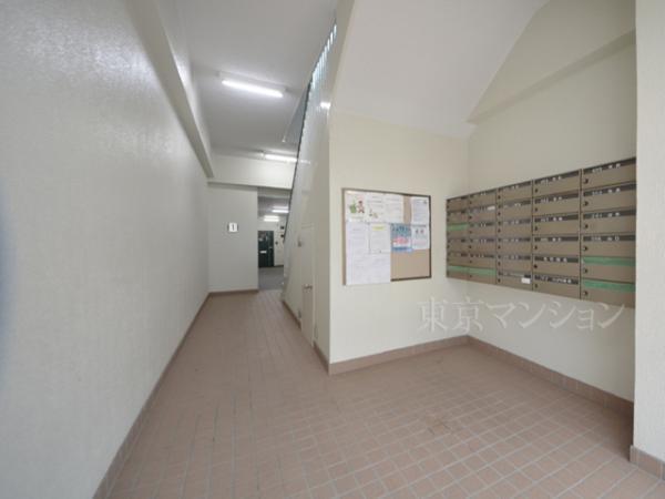 中古マンション 大田区大森東2丁目19−10 京急本線大森町駅駅 2180万円