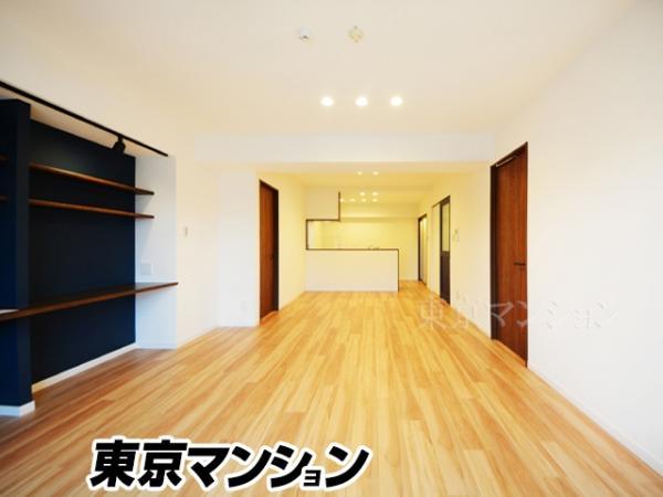 中古マンション 中野区中央3丁目12−3 丸の内線新中野駅 6180万円
