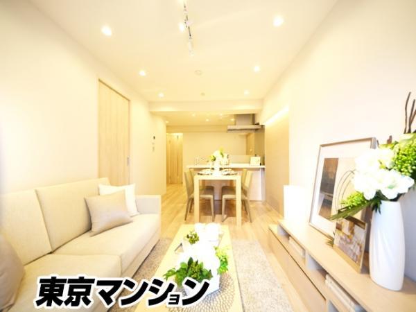 中古マンション 港区芝浦4丁目13-12 JR山手線田町駅 4280万円