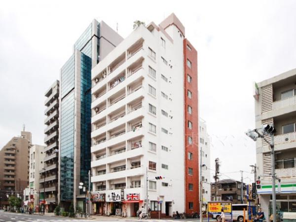 中古マンション 文京区千駄木3丁目50-12 JR山手線西日暮里駅駅 2599万円