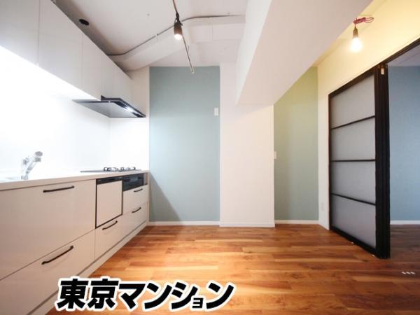 中古マンション 渋谷区桜丘町29-24 JR山手線渋谷駅 3480万円