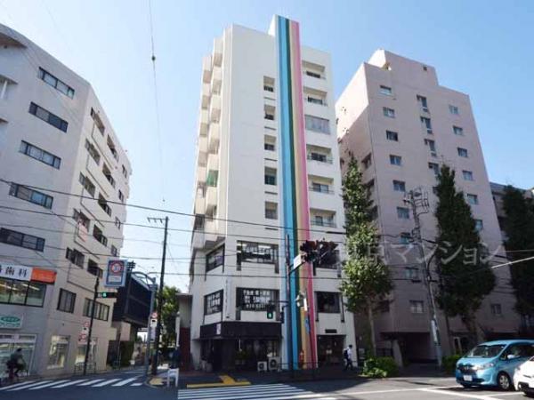 中古マンション 杉並区上荻4丁目19-23 JR中央線西荻窪駅 1990万円