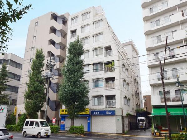 中古マンション 杉並区上荻4丁目30-2 JR中央線西荻窪駅 2480万円