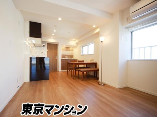 中古マンション 品川区大崎5丁目5-12 JR山手線五反田駅  3199万円