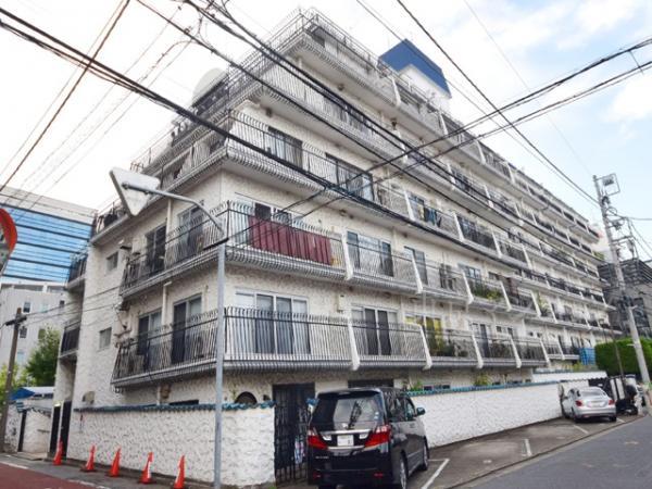 中古マンション 渋谷区南平台町12-17 京王井の頭線渋谷駅 3880万円