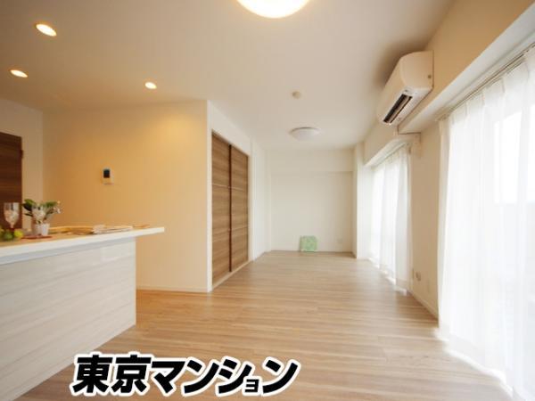 中古マンション 大田区蒲田1丁目 JR京浜東北線蒲田駅 3899万円