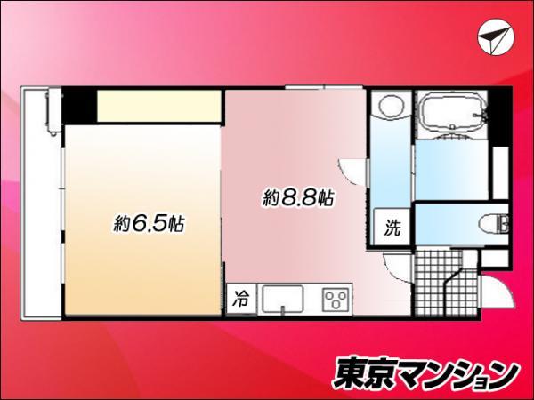 中古マンション 文京区本郷3丁目4-5 丸の内線御茶ノ水駅 2390万円