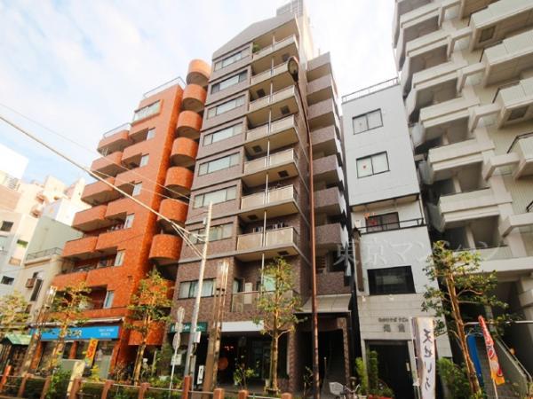 中古マンション 江東区亀戸2丁目8-11 JR中央・総武線亀戸駅 3190万円