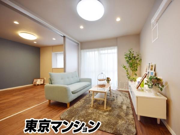 中古マンション 杉並区上荻4丁目10-8 JR中央線西荻窪駅 2599万円