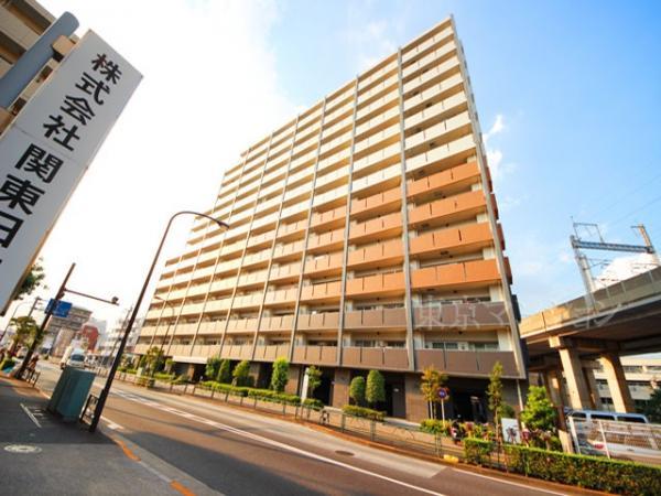 中古マンション 板橋区舟渡2丁目6-10 JR埼京線浮間舟渡駅 4780万円