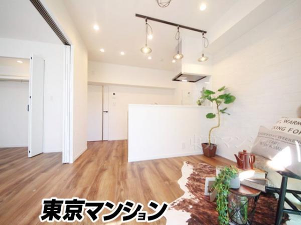 中古マンション 墨田区業平1丁目6-3 半蔵門線押上駅 2699万円