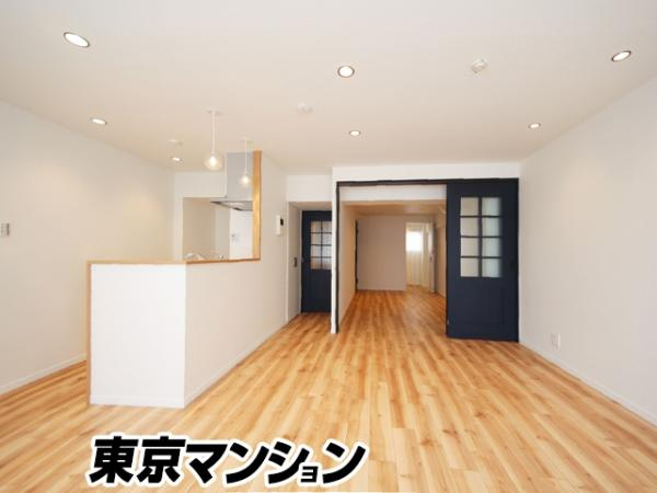 中古マンション 大田区山王2丁目7-13 JR京浜東北線大森駅 3199万円