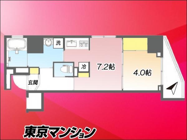 中古マンション 台東区三ノ輪2丁目4-8 日比谷線三ノ輪駅 2790万円