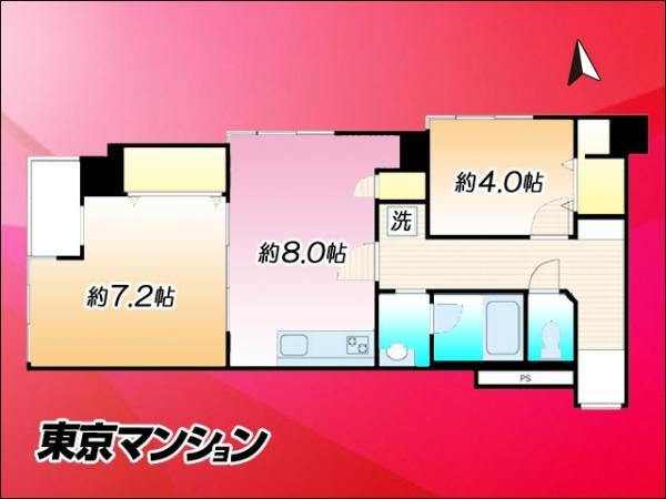 中古マンション 台東区浅草1丁目37-6 東武伊勢崎線浅草駅 3380万円