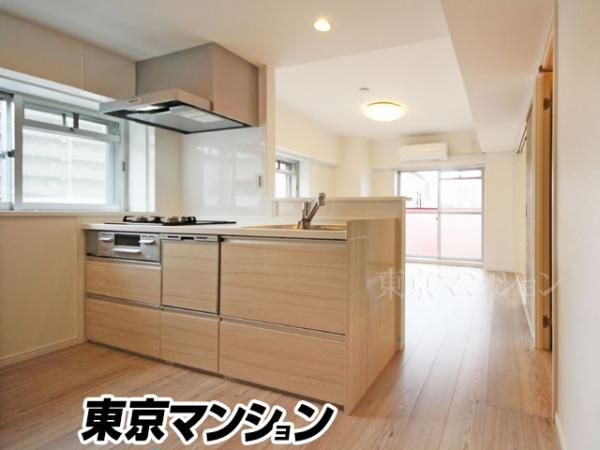 中古マンション 板橋区熊野町 東武東上線大山駅 2299万円