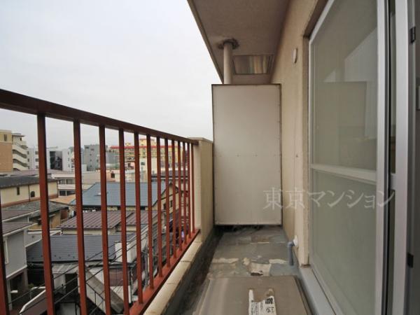 中古マンション 板橋区熊野町 東武東上線大山駅 2199万円