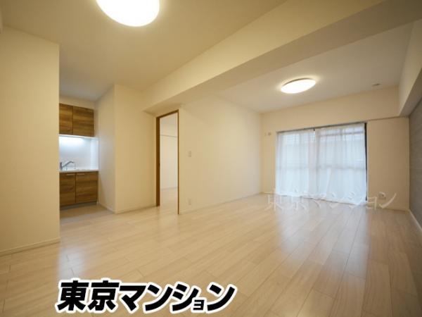 中古マンション 北区浮間1丁目6-15 JR埼京線北赤羽駅 2799万円