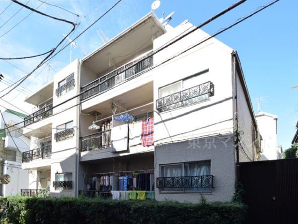 中古マンション 渋谷区初台2丁目9-4 京王線初台駅 2780万円