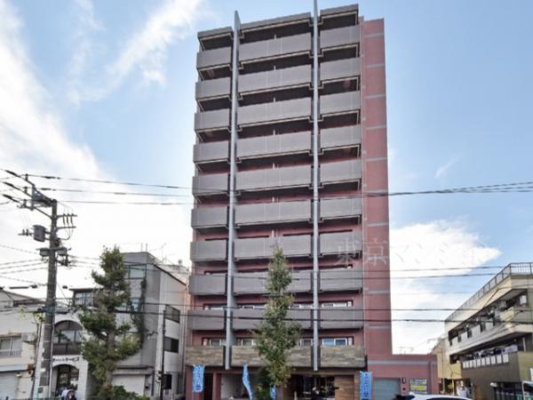 新築マンション 北区上十条4丁目16-8 JR埼京線十条駅 4428万円