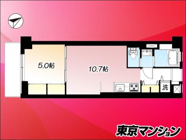 中古マンション 中央区月島4丁目8-10 有楽町線月島駅 2399万円