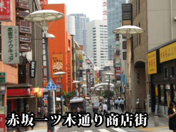 中古マンション 港区赤坂2丁目 千代田線赤坂駅 2490万円