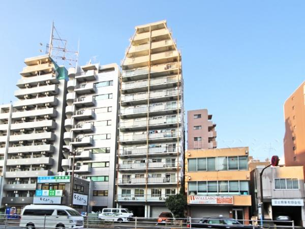 中古マンション 墨田区両国2丁目17-17 JR中央・総武線両国駅 3999万円